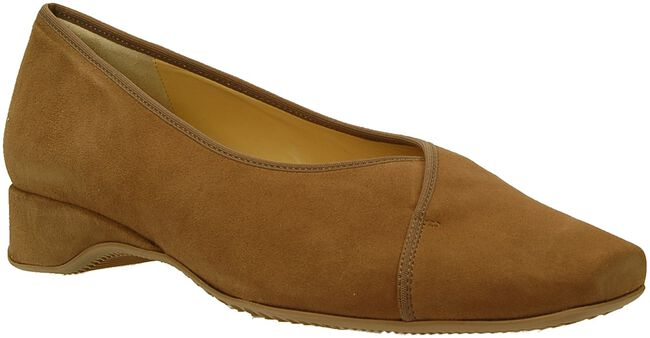 Brown HASSIA Slip-on shoes 303522 - large