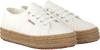 White SUPERGA Espadrilles SUPERGA S00CF20 - small