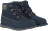 Blue TIMBERLAND Ankle boots POKEY PINE 6IN BOOT - small