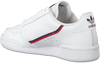 White ADIDAS Sneakers CONTINENTAL 80 J  - small