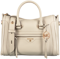 Beige MICHAEL KORS Handbag MD SATCHEL  - medium