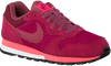 Red NIKE Sneakers MD RUNNER 2 WMNS - small