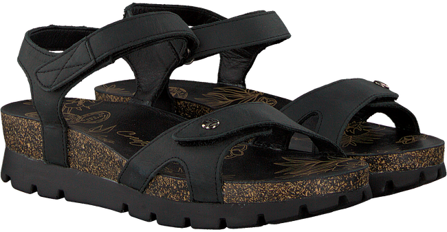 Black PANAMA JACK Sandals SULIA BASICS B2 - large