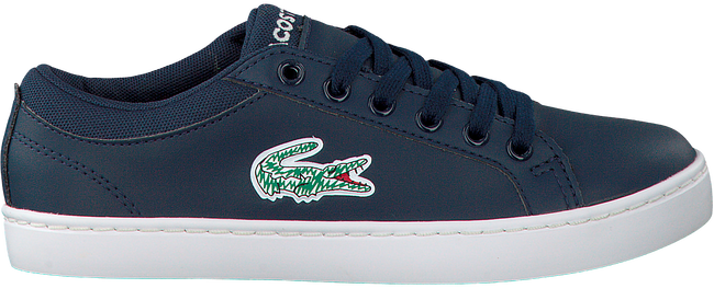 Blue LACOSTE Sneakers STRAIGHTSET LACE 118 1 CAC - large