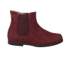 Red UNISA High boots LERYN - small