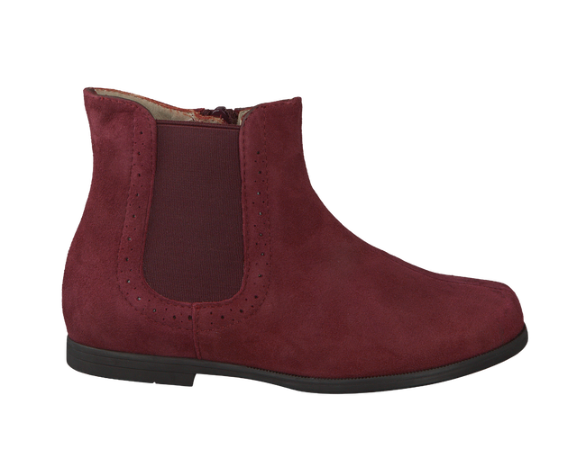 Red UNISA High boots LERYN - large