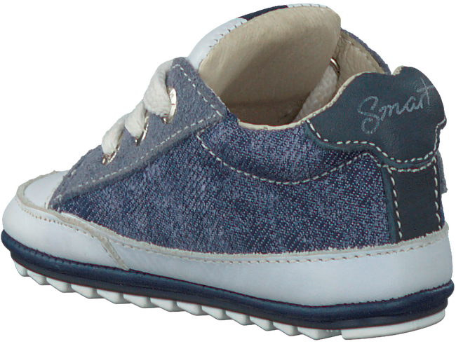 Blue SHOESME Baby shoes BP7S014 - large
