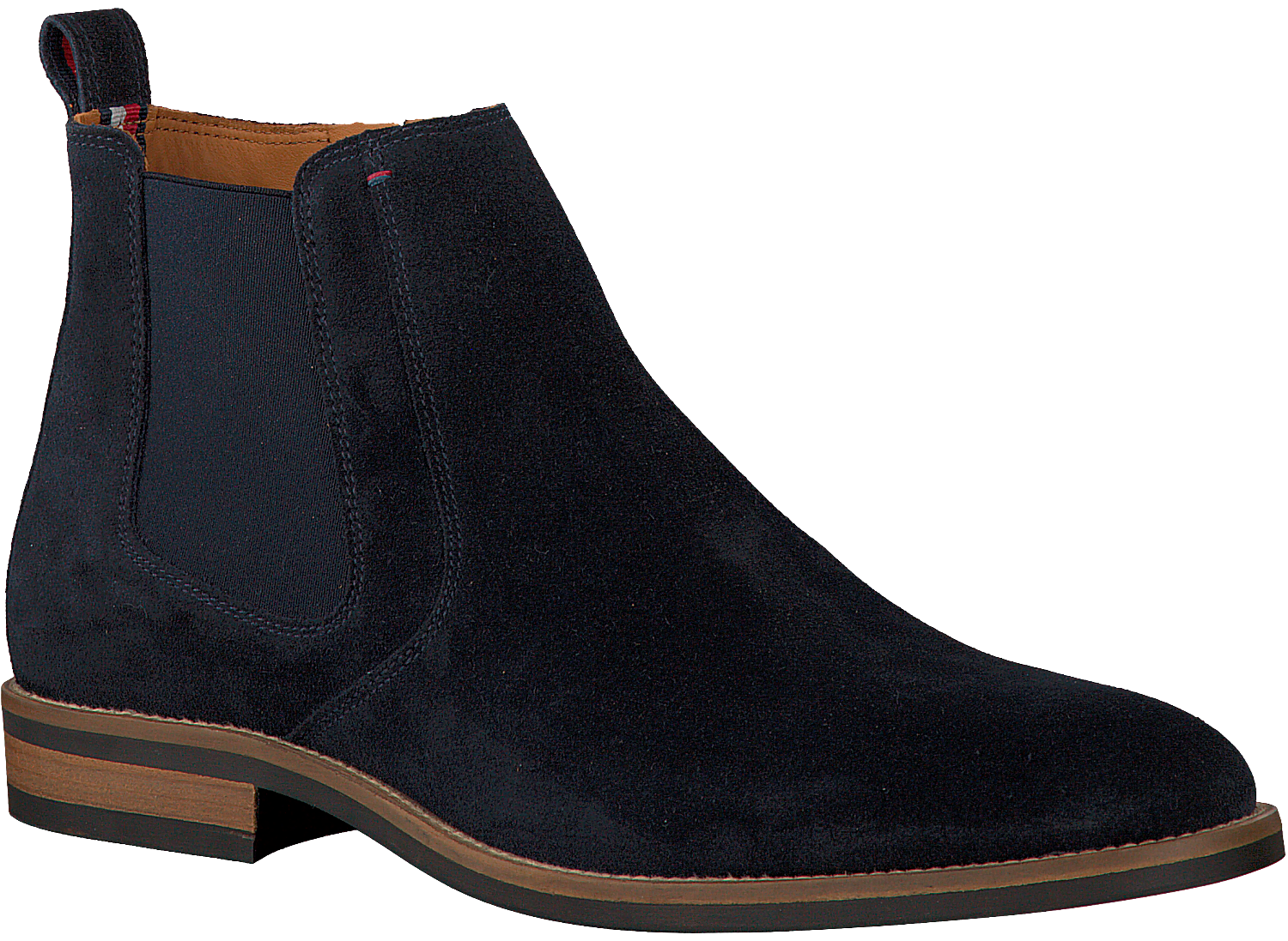 8dcd00d948a287 Blue TOMMY HILFIGER Chelsea boots DAYTONA 4B. TOMMY HILFIGER. -30%. Previous