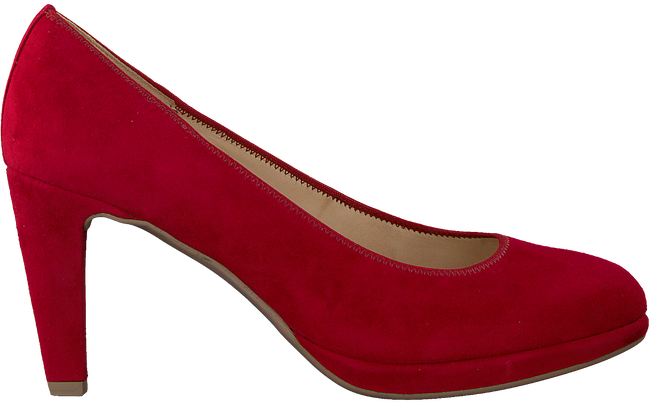 Red GABOR Pumps 470.2  - large