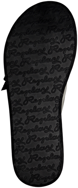 Black REPLAY Flip flops KIRI RJ1147 - large