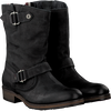 Black TOMMY HILFIGER High boots AVIVE 2A - small