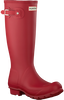 Red HUNTER Rain boots ORIGINAL KIDS - small