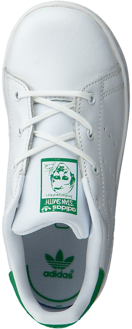 White ADIDAS Sneakers STAN SMITH I - large