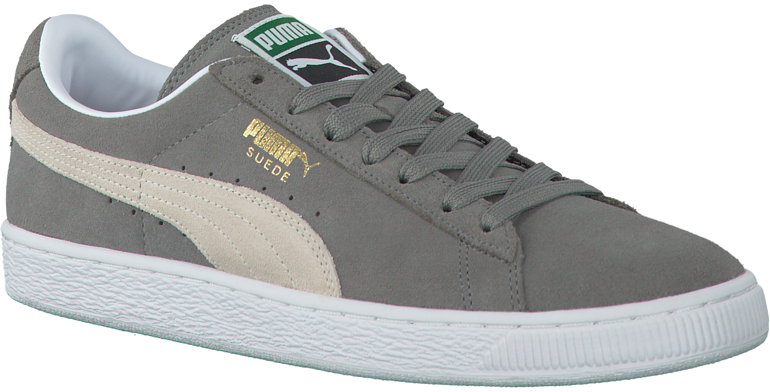 Grey PUMA Sneakers 352634 HEREN - Omoda.com