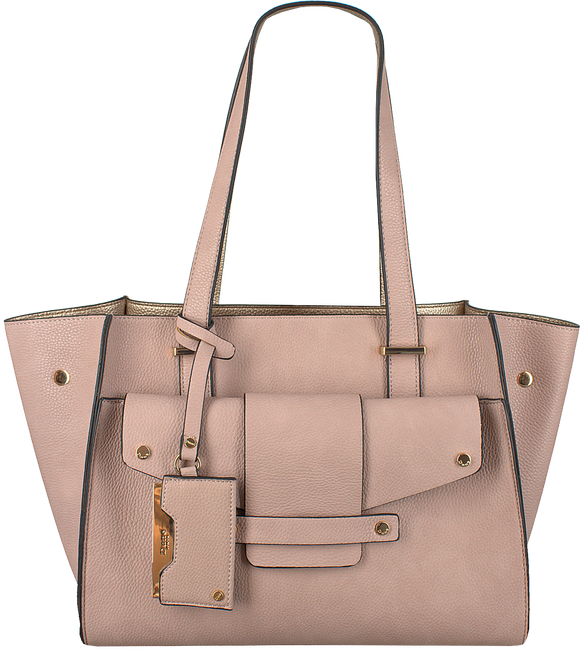 Pink DUNE LONDON Handbag DORNAN - large
