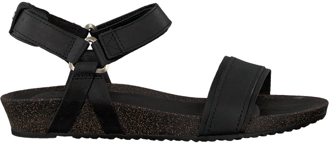 Black TEVA Sandals W YSIDRO STICH SANDAL  - large