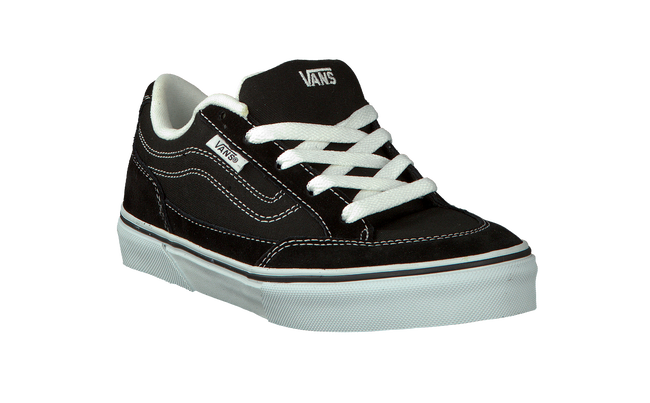 Black VANS Sneakers BEARCAT KIDS - large