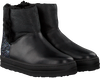 Black UNISA Classic ankle boots FLORY_GR_GL - small