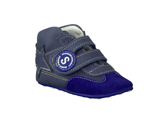 Blue SHOESME Baby shoes BP110490 - large