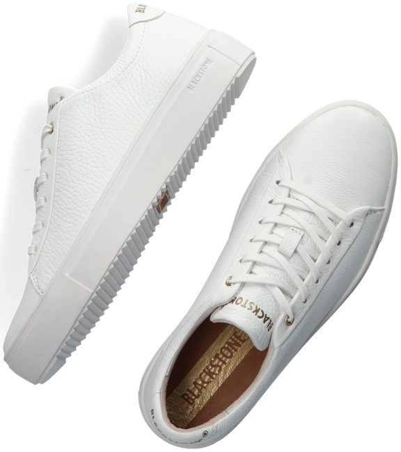 White BLACKSTONE Low sneakers UL90  - large