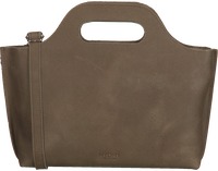 Taupe MYOMY Handbag MY CARRY BAG MINI  - medium