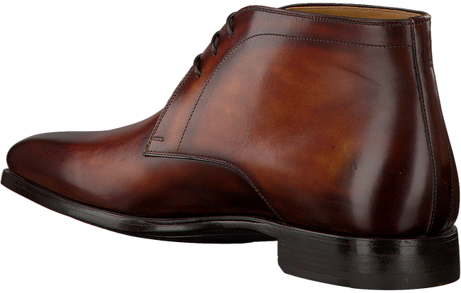 Cognac MAGNANNI Business shoes 20105 - large
