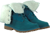 Blue TIMBERLAND Ankle boots 6IN WP SHEARLING BOOT - small