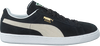 Black PUMA Sneakers SUEDE CLASSIC+ DAMES - small