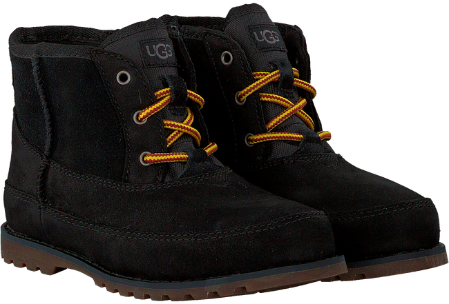 Black UGG Sneakers BRADLEY - large