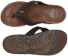 Brown REEF Flip flops J-BAY III  - small