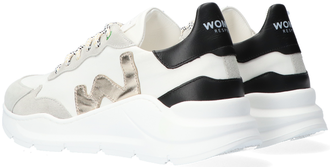 White WOMSH Low sneakers WAVE  - large