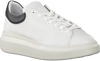 White DEABUSED Sneakers ALEXANDRA - small