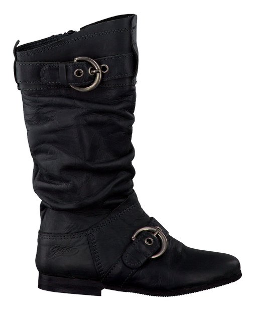 Black GIGA High boots 8681 - large
