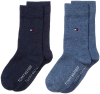 Blue TOMMY HILFIGER Socks TH CHILDREN SOCK TH BASIC 2P - medium