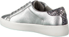 Silver MICHAEL KORS Sneakers IRVING LACE UP - small