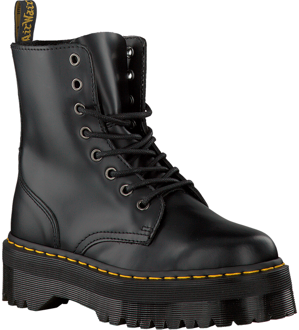 Black DR MARTENS Lace-up boots JADON - large