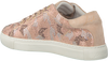 Beige LOLA CRUZ Sneakers 207Z07BK - small