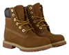 Brown TIMBERLAND Ankle boots 6IN PREM RUST - small