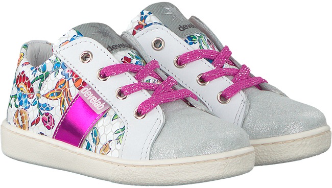 White DEVELAB Sneakers 41504 - large