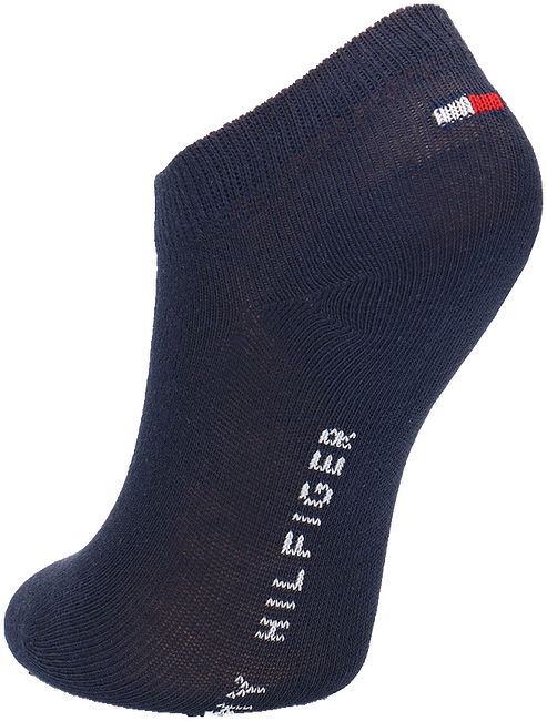 Blue TOMMY HILFIGER Socks TH CHILDREN SNEAKER 2P - large