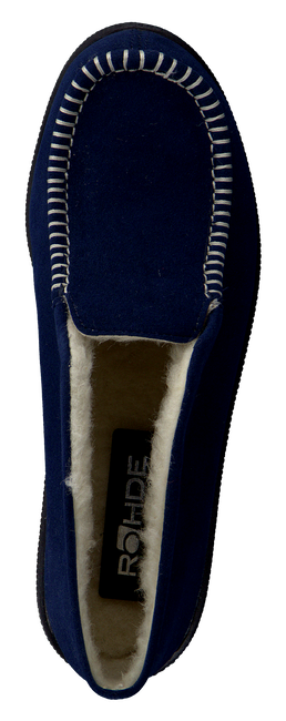 Blue ROHDE ERICH Slippers 2176 - large