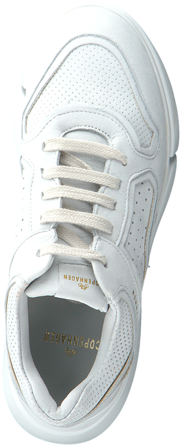 White COPENHAGEN FOOTWEAR Low sneakers CPH411  - large