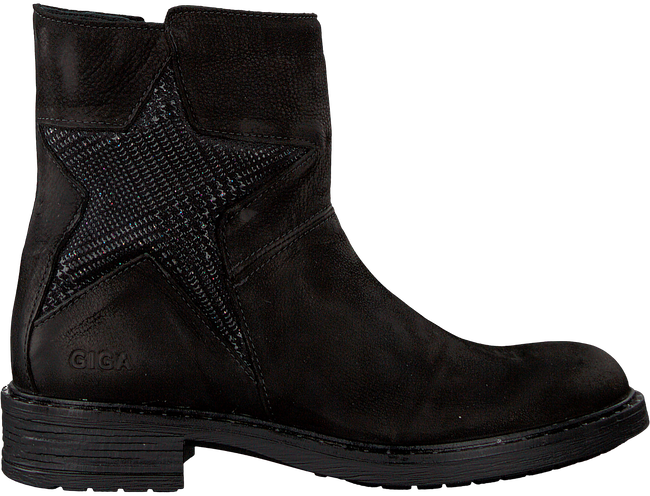 Black GIGA Lace-up boots 9672 - large