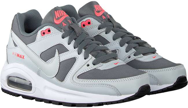 Grey NIKE Sneakers AIR MAX COMMAND FLEX (GS) - large