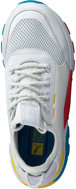 White PUMA Sneakers RS-0 PLAY DAMES - large