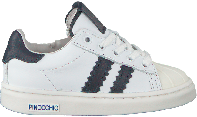 White PINOCCHIO Sneakers P1834 - large