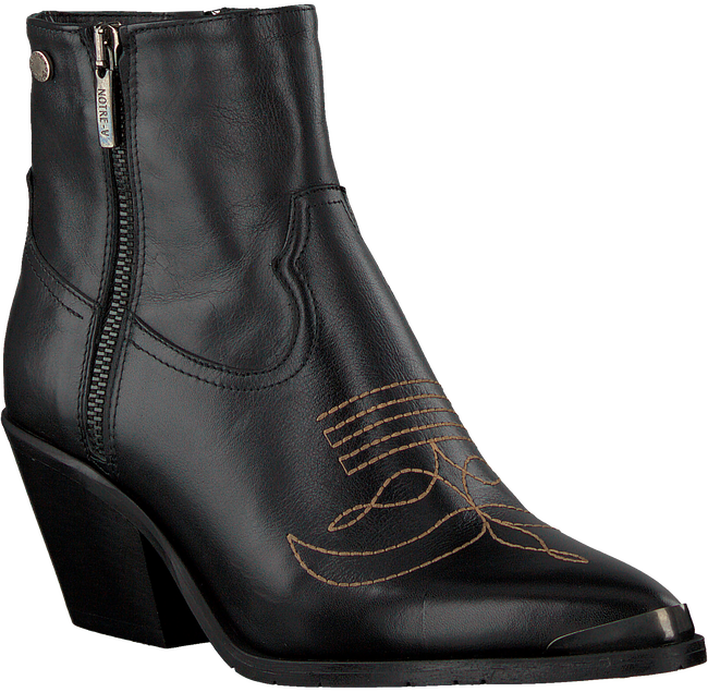 Black NOTRE-V Booties AI397  - large