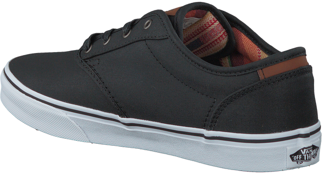 Black VANS Lace-ups ATWOOD DX KIDS - large