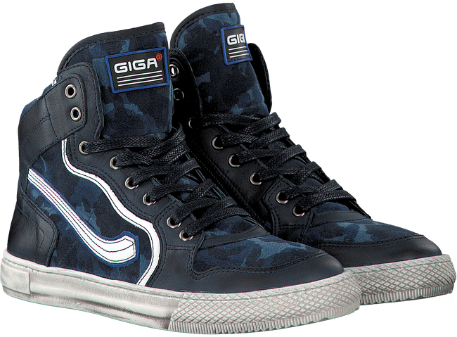 Blue GIGA Sneakers 6891 - large