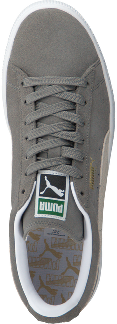 Grey PUMA Sneakers 352634 HEREN - large